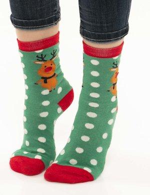 Calze Vero Moda natalizie