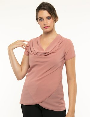 T-shirt Vougue scollo ampio