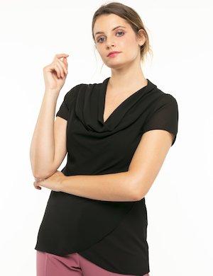 T-shirt Vougue scollo ampio