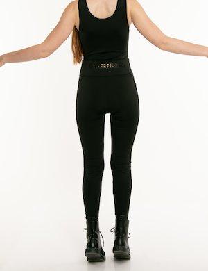 Pantalone Imperfect elasticizzato