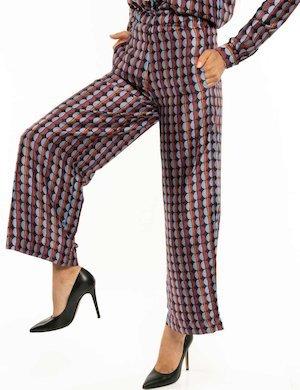 Pantalone Jijil fantasia circolare