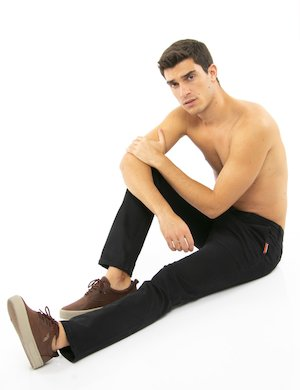 Pantalone Superdry straight
