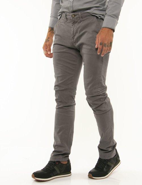 Pantalone Guess con taschino anteriore - Grigio