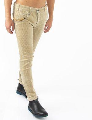 Pantalone Yes Zee a costine
