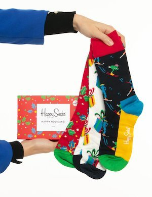 Calze Happy Socks multipack musicale