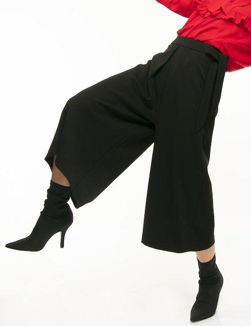 Pantalone Toy G ampio - Nero
