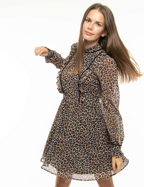 Vestito Toy G leopardato - Fantasia
