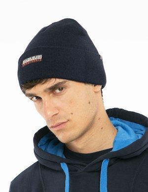 Cappello Napapijri con logo