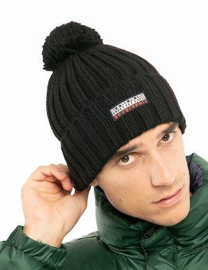 Cappello Napapijri con pon-pon