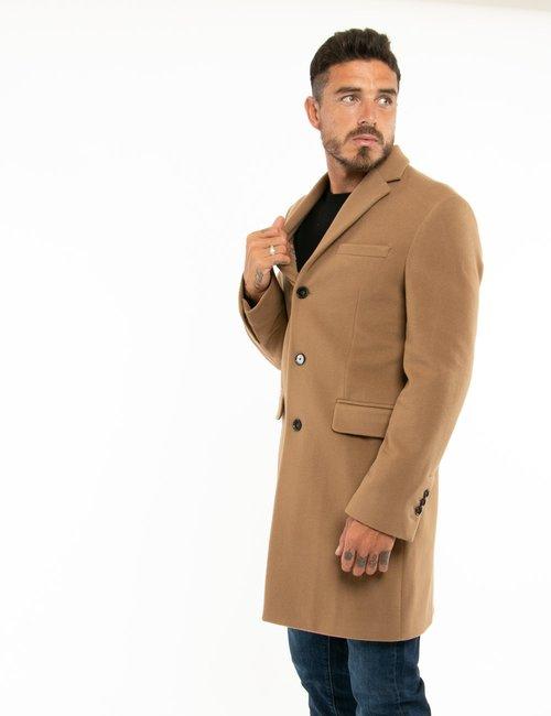 Cappotto Gant lungo - Beige
