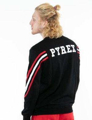 Felpa Pyrex con logo posteriore