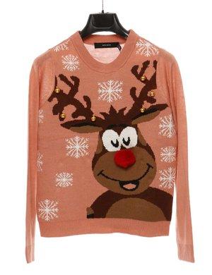 Maglione Vero Moda natalizio