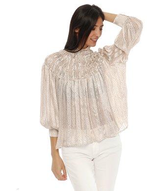 Camicia Yes Zee arricciata