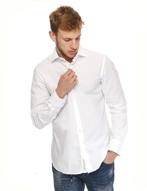 Camicia Yes Zee in cotone