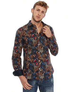 Camicia Yes Zee floreale