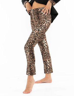 Pantalone Vougue animalier