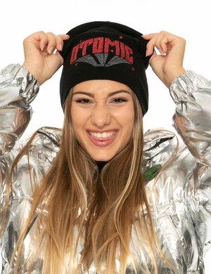 Cappello Chiara Ferragni scritta glitterata