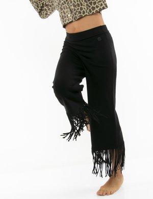 Pantalone Imperfect con frange