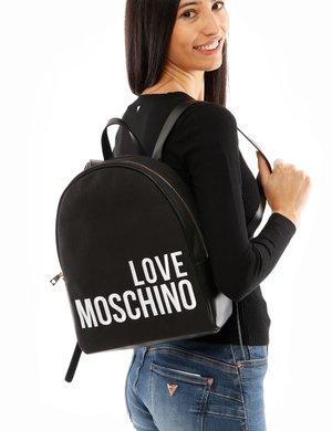 Zaino Love Moschino ricamato