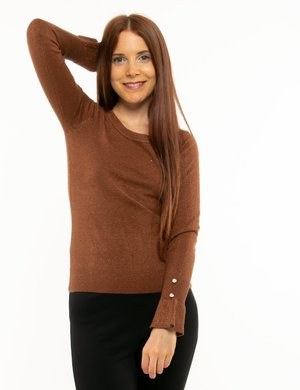 Maglione Yes Zee con lurex