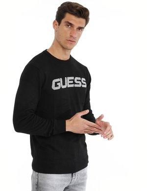 Maglione Guess con logo