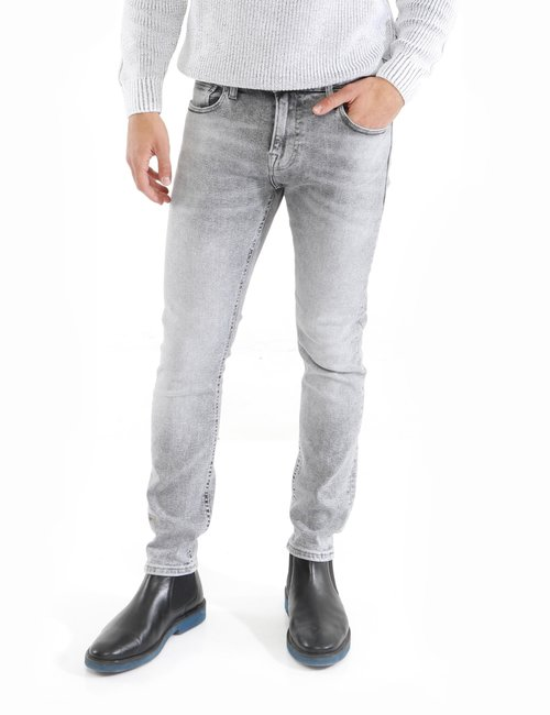 Jeans Guess super skinny - Grigio