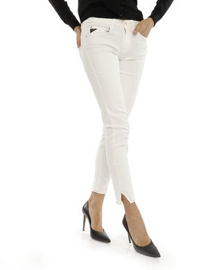 Jeans Yes Zee con strass