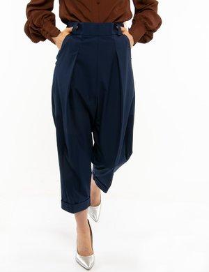 Pantalone Manila Grace con risvolto