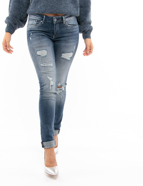 Jeans Pepe Jeans a effetto consumato - Jeans