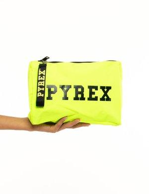 Pochette Pyrex fluo