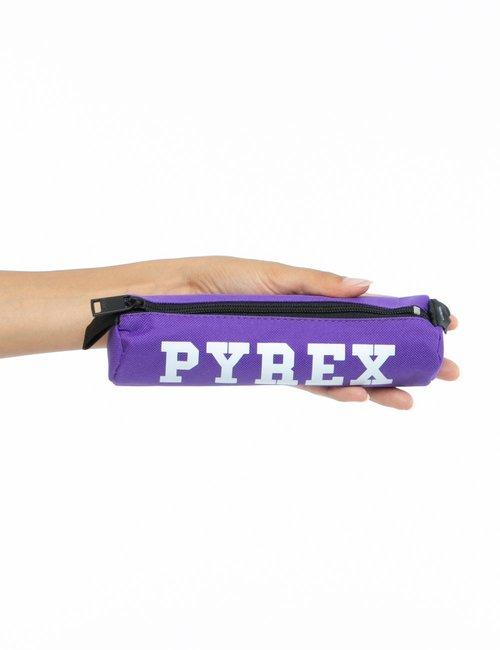 Astuccio Pyrex circolare - Viola