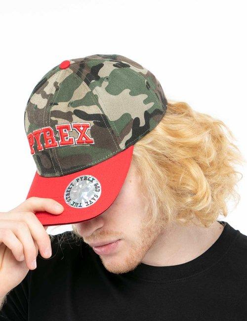 Cappello Pyrex con visiera - Verde