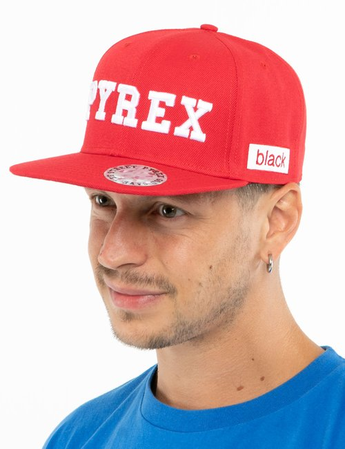 Cappello Pyrex street - Rosso