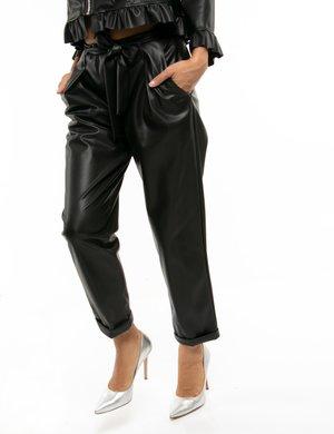 Pantalone Vougue in ecopelle