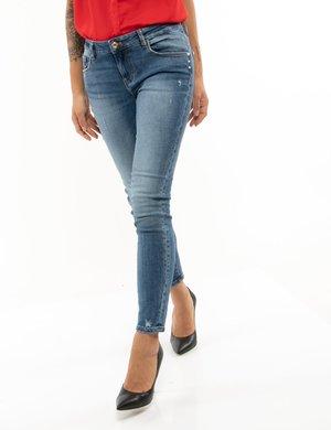 Jeans Guess effetto consumato