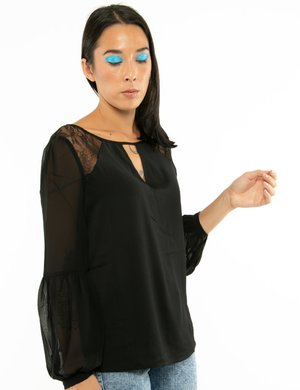 Camicia Guess con maniche velate