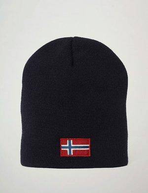 Cappello Napapijri con logo applicato