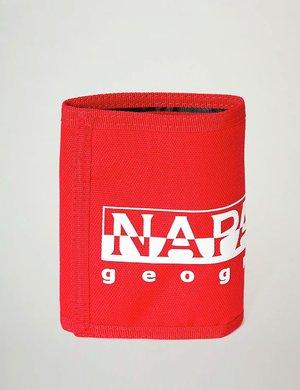 Portafoglio Napapijri in tessuto
