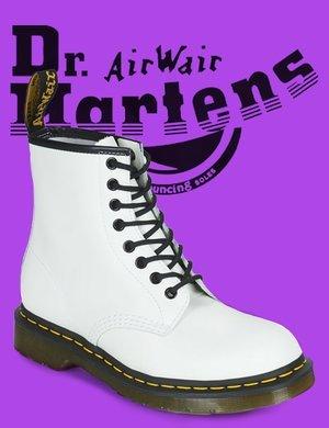 Anfibio Dr. Martens 1460 smooth
