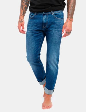 Jeans Gas con zip