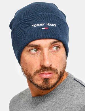 Cappello Tommy Hilfiger con scritta e logo