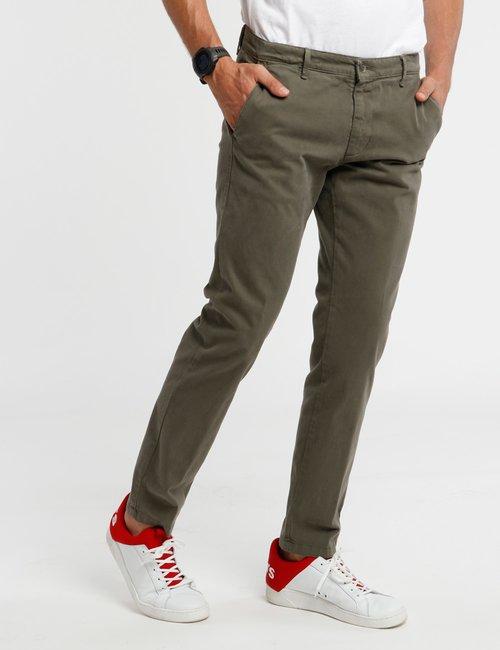 Pantalone Concept83 in cotone - Verde