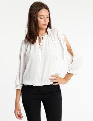 Camicia Vougue con arricciature