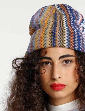 Cappello Missoni fantasia