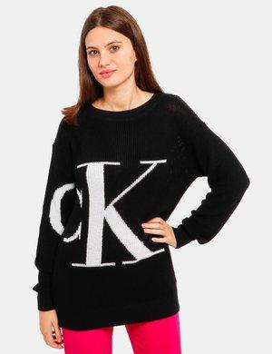 Maglione Calvin Klein con logo