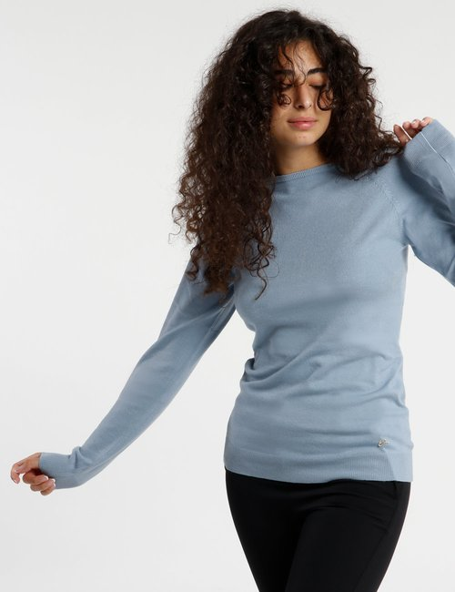 Maglia Yes Zee elasticizzata - Azzurro