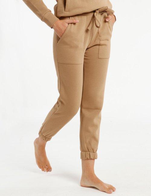 Pantalone Concept83 con tasche - Beige