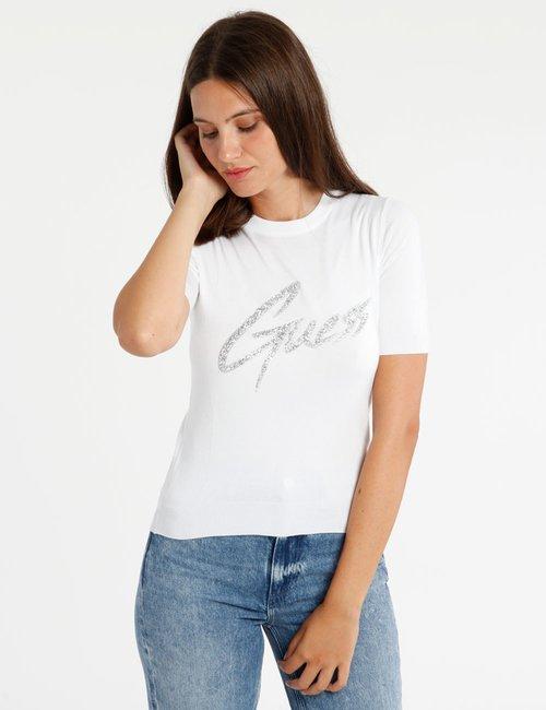 Maglia  Guess a maniche corte - Bianco