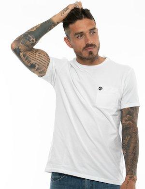 T-shirt Timberland con taschino