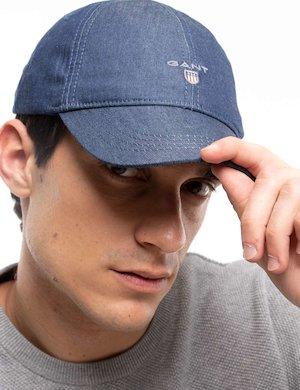 Cappello  Gant da baseball jeans